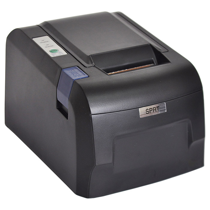 Изображение SPRT SP-POS58IV SP-POS58IV USB+LAN with auto cutter - оригинальный размер 2